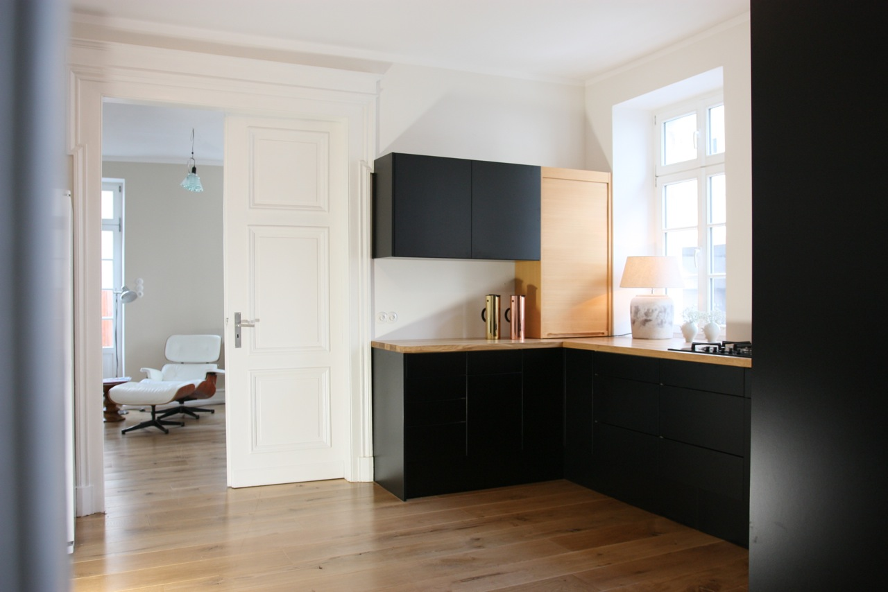 umbau einer betagten bulthaup system 25 k che singer schreinerei. Black Bedroom Furniture Sets. Home Design Ideas